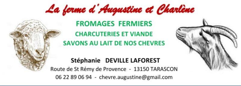 La ferme d'Augustine et Charlène