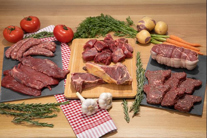 Livraison de viande bio de toro sur Arles